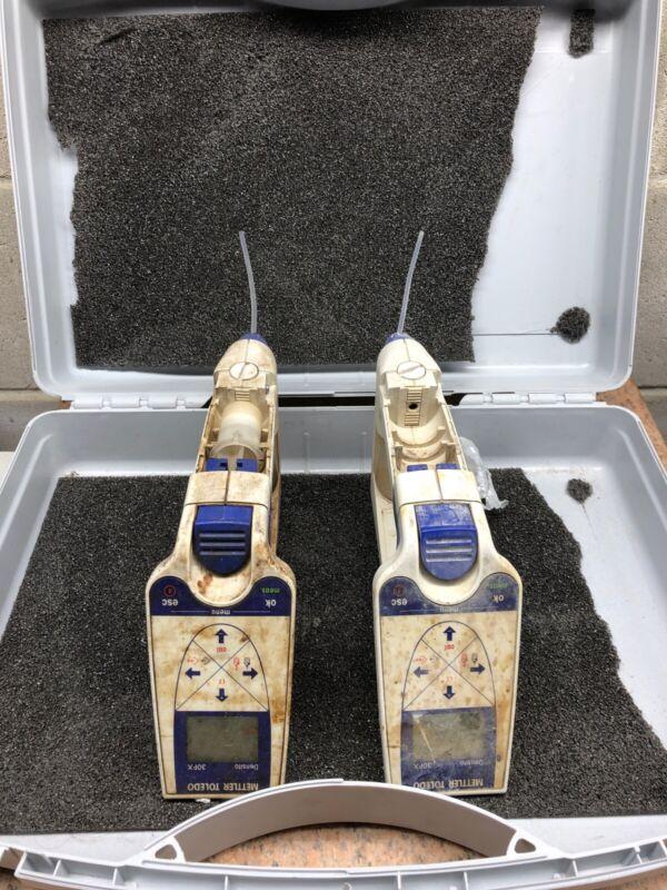 2 Mettler Toledo Densito 30PX Density Meters For Parts