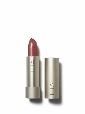 ILIA Organic Color Block High Impact Lipstick Marsala Performance Safe Beauty