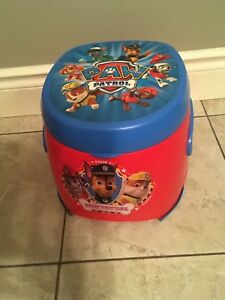 Paw Patrol Potty-never used