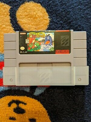 Yoshi's Island Super Nintendo Not Tested
