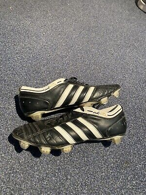 Adidas AdiPURE II TRX FG Football Boots, Men's UK 9 **RARE - RRP £100**