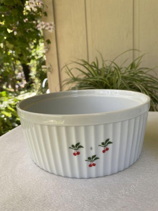 vintage japanese cherry fruit bowl
