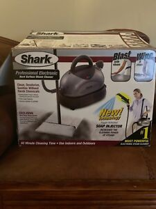 Steam cleaner hard surface shark professional