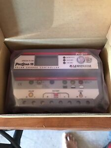 Prostar 15 charge controller