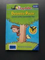 Buch Leserabe 2. Lesestufe Detektiv Paule Niedersachsen - Otterndorf Vorschau