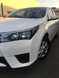 2014 Toyota Corolla Sedan Coopers Plains Brisbane South West Preview