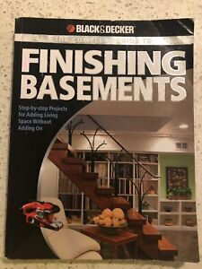 How to build your basement on you own