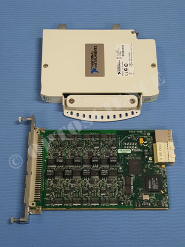 National Instruments PXIe-4300 NI DAQ Card, Isolated Simultaneous Analog Input