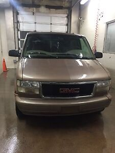 GMC safari 2000 185k
