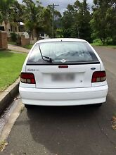 1996 WB Ford Festiva Wollongong Wollongong Area Preview