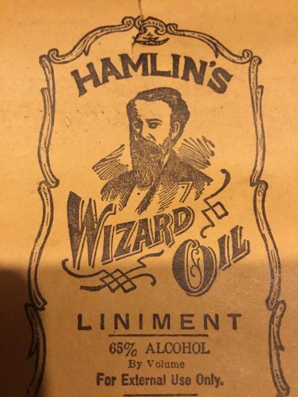 Handbill broadside Hamlin
