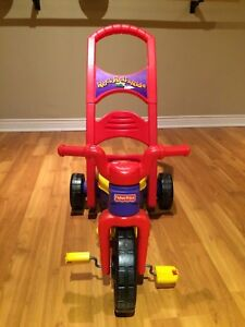 Kids Rock, Roll and Ride Tricycle