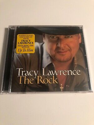 The Rock by Tracy Lawrence (CD, Mar-2010, Rocky Comfort) (Tracy Lawrence-cd)