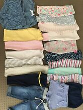 Brand New Condition Girls Baby Clothes, 70 Pieces! - Sizes: 000,00,0 Griffin Pine Rivers Area Preview