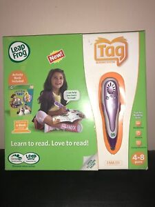 """Leap frog """"tag reading system"""""""