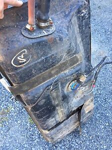 TOYOTA LANDCRUISER  REAR SUB PETROL TANK Helensvale Gold Coast North Preview