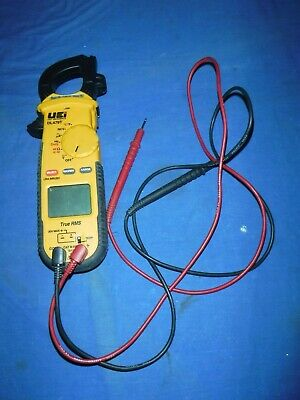 Uei Test Instrument Dl479t Clamp Meter W Leads