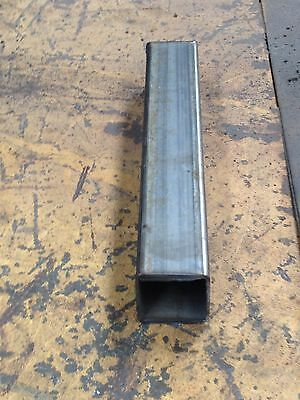 Steel Square Tubing 4 X 4 X 14x 48 Long