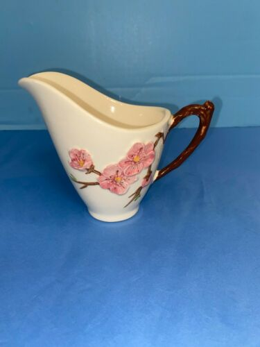 Mid Century Modern Metlox Poppy Trail Peach Blossom Creamer EXCELLENT!!