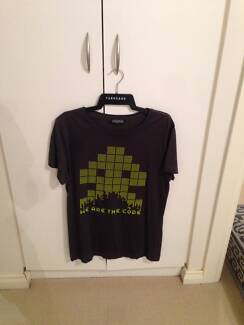 Space Invaders Tee - We Are The Code Athelstone Campbelltown Area Preview