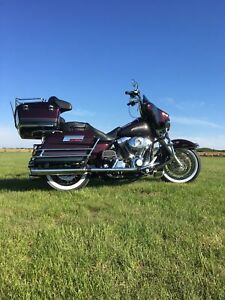 2006 Harley Davidson Electra Glide classic