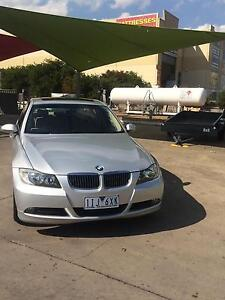 2007 BMW 323 Essendon Moonee Valley Preview