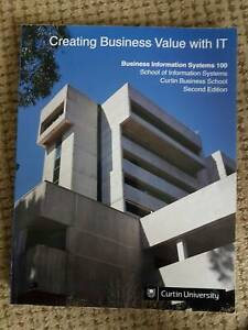 Creating Business Value With It Books Gumtree Australia Free Local Classifieds