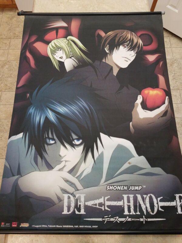 Shonen Jump Death Note Cloth Banner- Poster Large