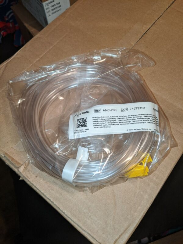 Drain Line Extension - ANC-200 - NXSTAGE - LOT 30179041 - 24 Count - NEW