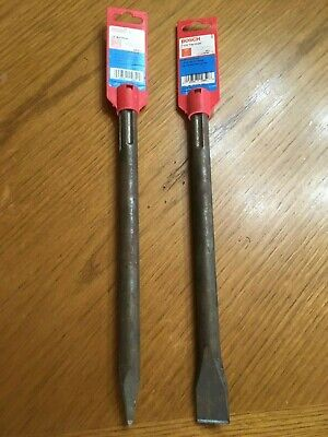 Bosch Hs1911 Hs1913 1 Sds Max Flat Chisel Bull Point 12 New