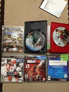 PS3 games cheap Cambridge Kitchener Area image 1