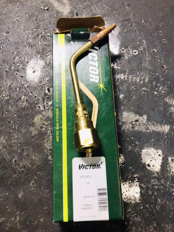 Victor 0323-0242 UN Welding/Heating Nozzle 0311-0487 4-Ten Tip 300series 315fc.