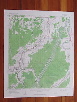 Itatiaia Range /& national park Brazil 1885 old antique map chart Resende