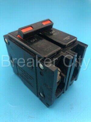 Bryant Br260 60 Amp 2 Pole Type Br Plug-in Common Trip Circuit Breaker 240v