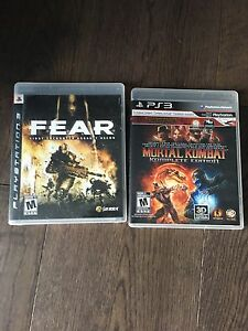 PS3 two games for $10