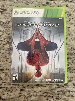 The Amazing Spider-Man 2 (Microsoft Xbox 360,2014) Tested And In Great Condition