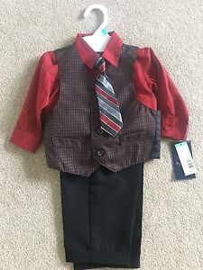 18 Month Boys Suit (brand new)