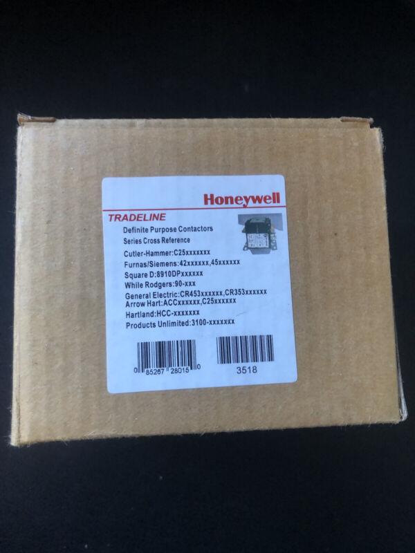 Honeywell Tradeline DP4040B5001 4 Pole Definite Purpose Contactor  Brand New