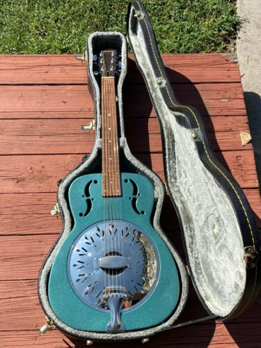 Johnson SO-998-GN Brass Bell Resonator with Upgrades