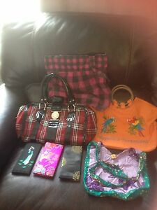 Purses and wallets