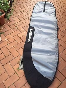 Large surf board cover for travel Tanah Merah Logan Area Preview