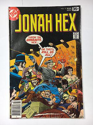 Jonah Hex #10 VF-  DC comic 1978