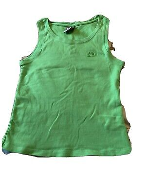 Ladies Green Nike Vest Size 10-12