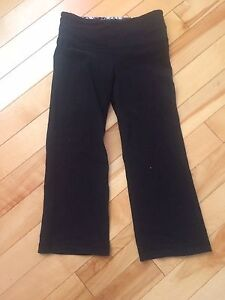 Lulu lemon cropped pants