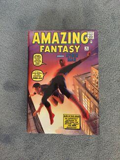 The amazing spider man omnibus volume 1