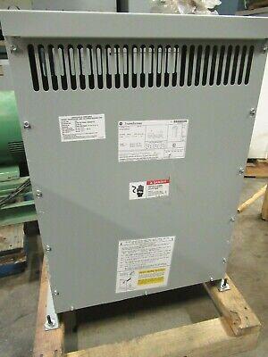 Ge 9t10c1003g31 45 Kva 3 480 X 208120 Volt Transformer Ns -new -t1642