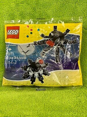Lego 40021 Halloween Spiders BRAND NEW SEALED - Fast, Free Shipping!!!