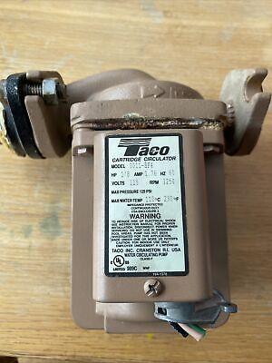 Taco 0011-bf4 Boiler Pump