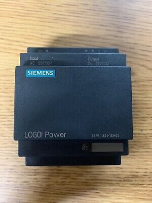 Siemens Logo 6ep1 331-sh01