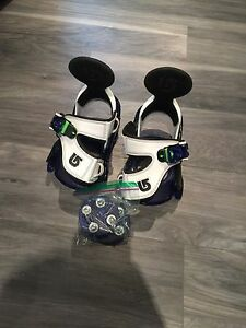 Kids Snowboard Bindings